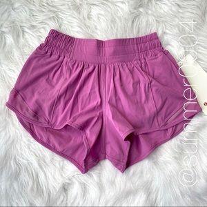 NWT Lululemon Hotty Hot Short Magenta Glow Pink 2